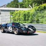 The First Ford Gt40 To Win Le Mans Gets A Proper Makeover