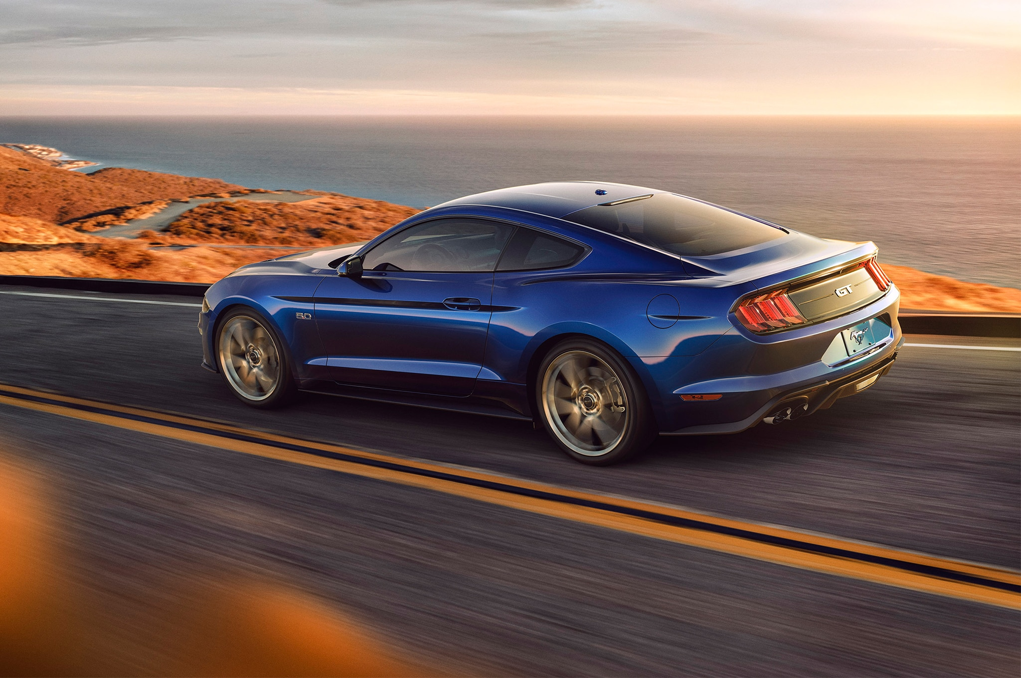 2018 ford mustang gt offers new quiet