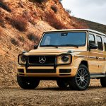 Review The Mercedes Benz G550 Is Your Entry Into High Society