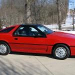 The Dodge Daytona Shelby Z Is A Rad Oddball 1980s Classic