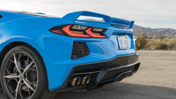 2020 Chevrolet Corvette 26