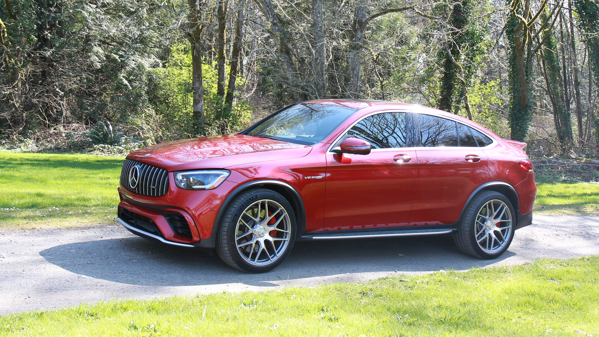 2020 Mercedes AMG GLC 63 S Coupe Five Things to Love