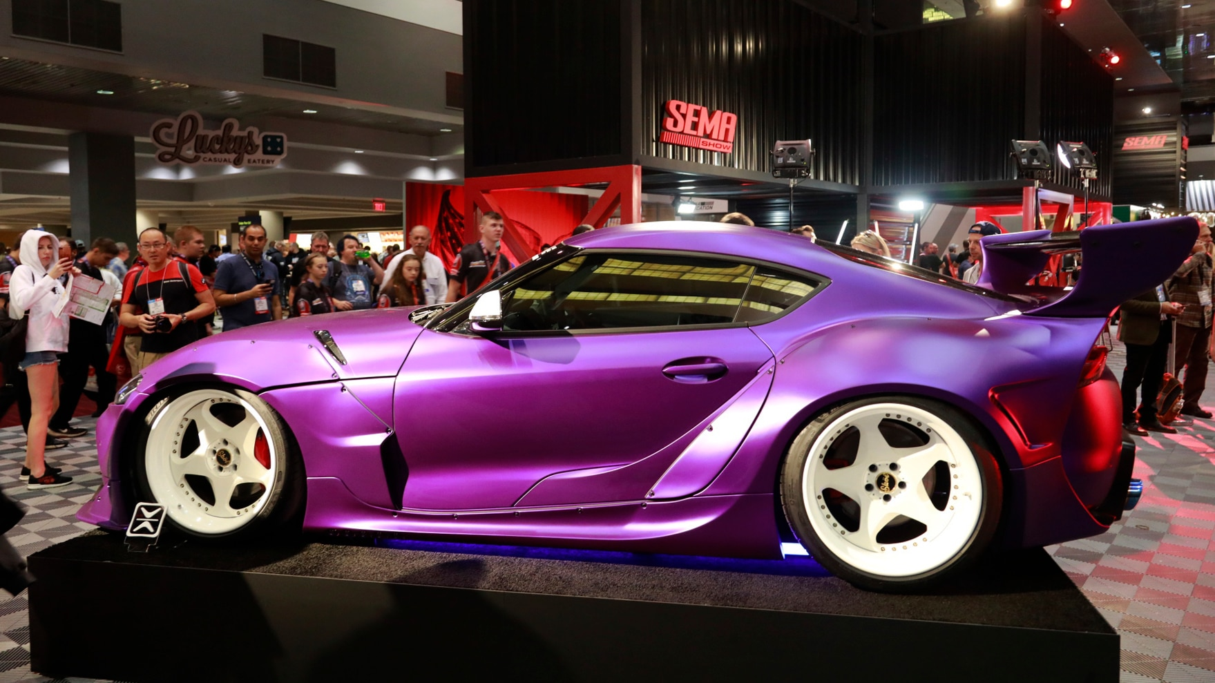 In Photos The Hottest Modified 2020 Mkv Toyota Supras Of