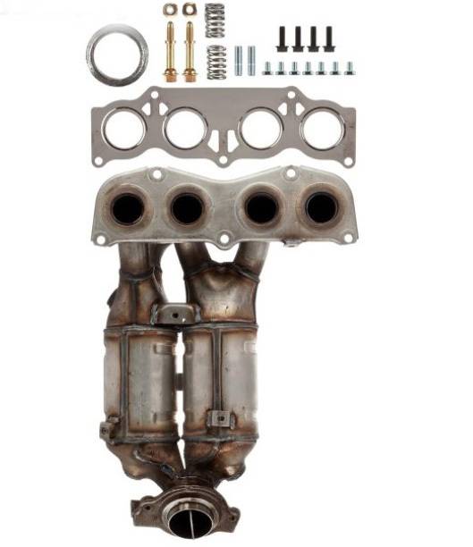 exhaust manifold catalytic converter toyota rav4