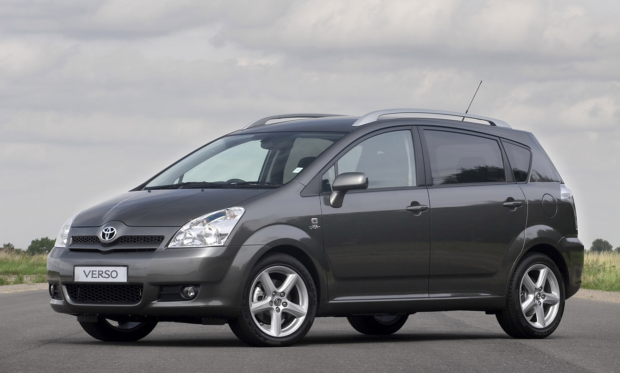 2005 Toyota Verso D 4D Picture 77819