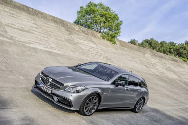 2015 MercedesBenz CLS and CLS Shooting Brake