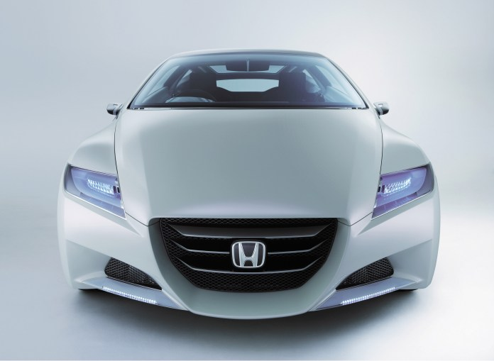 honda announced near future plans for the cr-z sporty hybrid