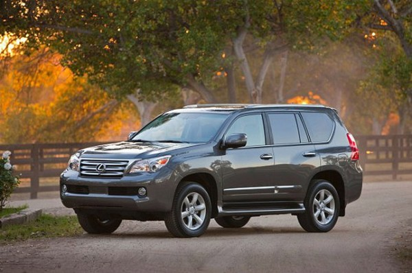 2013 Lexus GX 460 Luxury Utility Vehicle with Announced ...