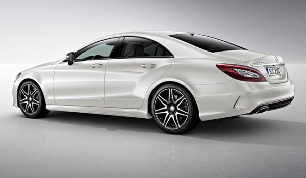 2015 MercedesBenz CLS Sport and Night Packages
