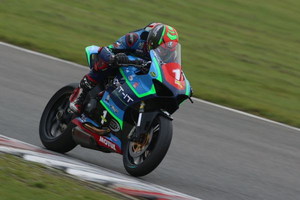 Josh Day wins the 2020 Ducati Performance TriOptions Cup ...