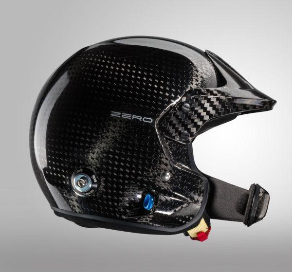 Stilo WRC venti carbon helmet