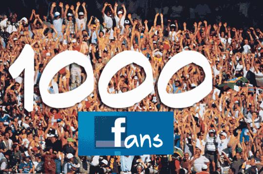 wir sind 1000