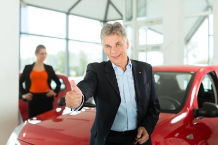Automobilverkäufer Blog