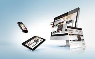 Autohäuser mit Webseite und Facebook-Fanpage
