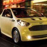 Aston Martin Unveils Cygnet Concept   A Mini Luxury Car