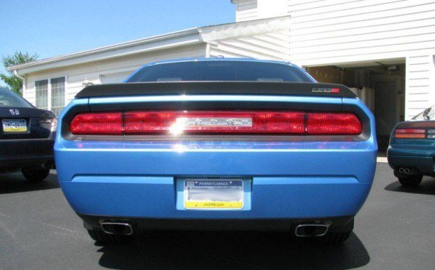 Dodge Challenger Review Car And Driver