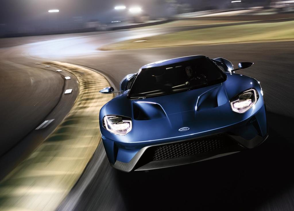 Ford Gt Fastest Ford On Record