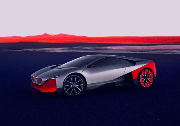 BMW Vision M Next This Concept Redefines The Autonomous Car