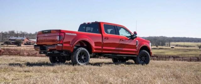 2022 Ford Super Duty Lariat Tremor