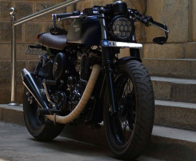 Top 8 Most Stunning Modified 2019 Royal Enfield Bullet