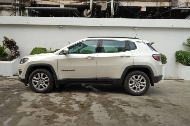 Jeep Compass Modified 2018