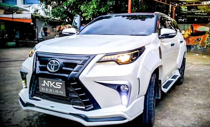 Top 10 Most Beautiful All New 2019 Toyota Fortuner Modified