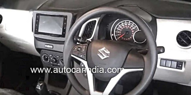 2019 new wagon r facelift india interiors