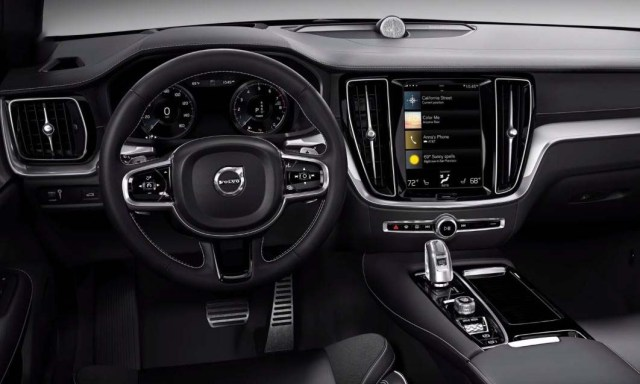 Upcoming Sedans 2019 India Volvo s60 upcoming 2019 interiors