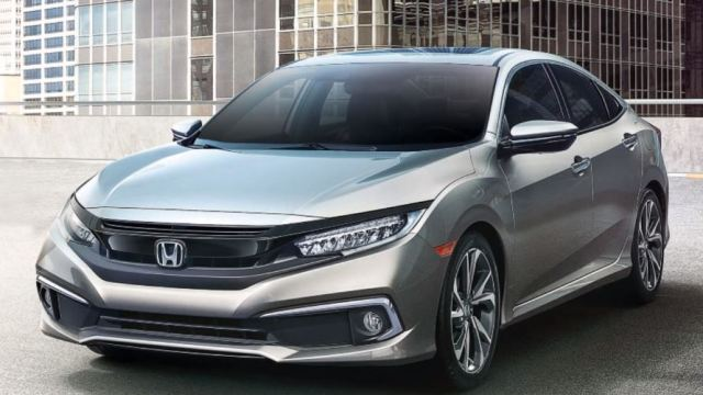 2019 Upcoming Honda Civic Exterior Front