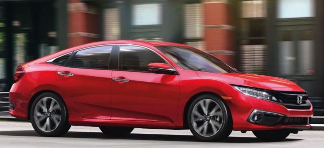 Upcoming Sedans 2019 India Upcoming Honda Civic Exterior Side 2019