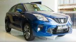 2019 Maruti Suzuki Baleno Hatchback Facelift - Initial Look & New Features