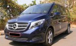 The New 2019 Mercedes-Benz V-Class MPV Review - New Features, Specifications & On-Road Price