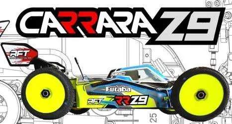 Radiosistemi Carrara Z9 - manuale