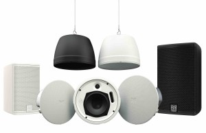 Martin Audio announce five new ceiling loudspeakers