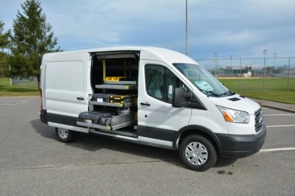 High-Roof Vans Set New Productivity, Efficiency Standards ...