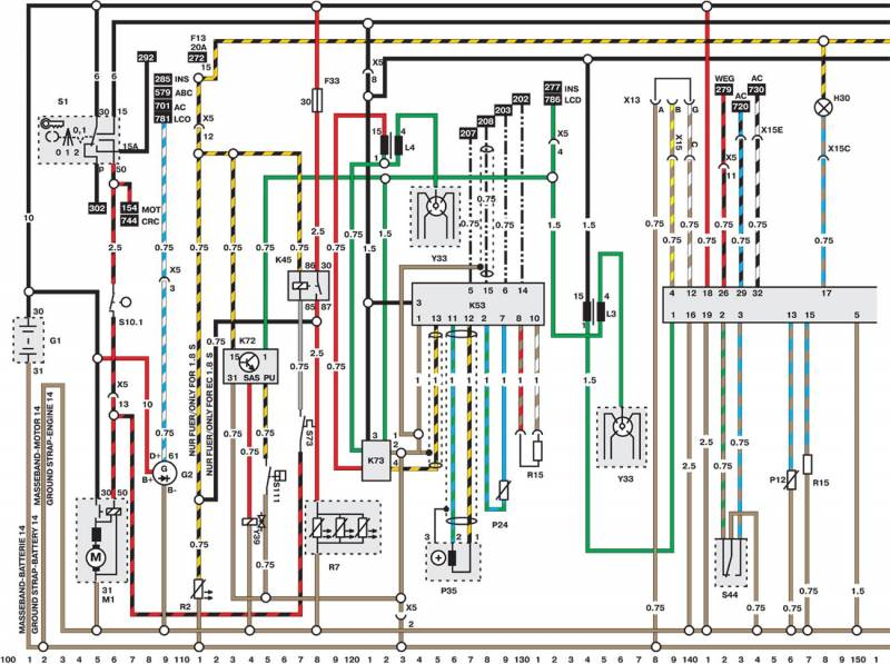 [Vectra B] [9502]  Wiring Diagrams | Vauxhall Owners