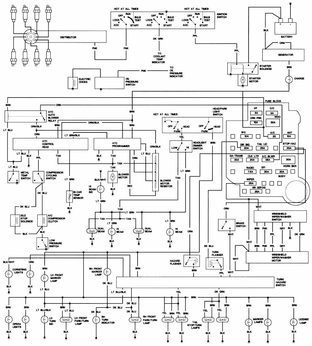 Holden Radio Wiring Diagram