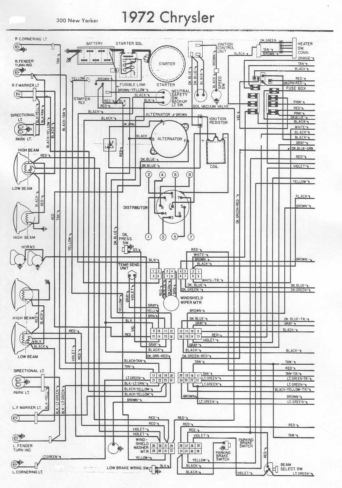 1949 plymouth overdrive wiring diagram plymouth auto