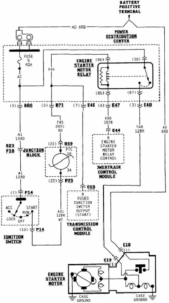 Chevy Alternator Wiring Schematic