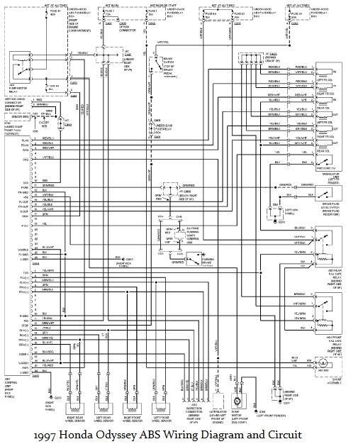 Wiring Diagram 2007 Honda Accord Ac