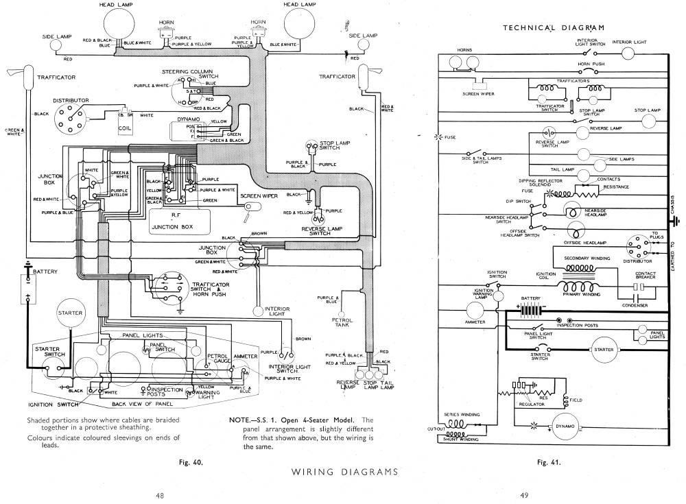 1987 jaguar xj6 wiring diagram
