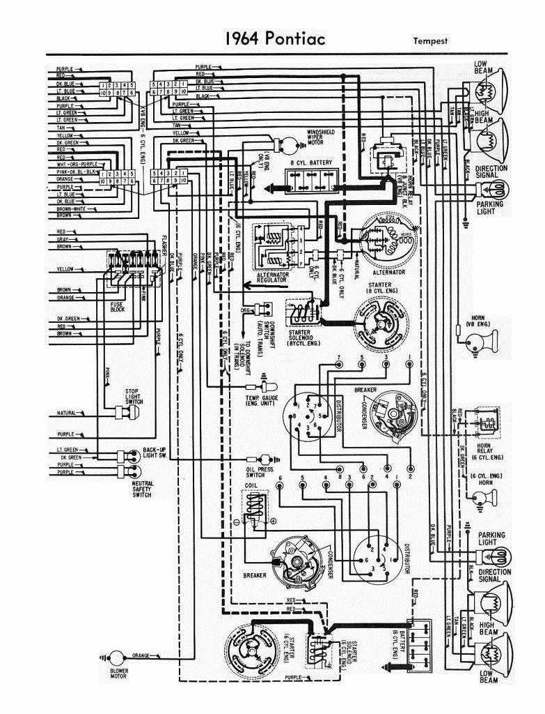 1967 Pontiac Tempest Wiring Diagram Diagrams Alternator 1963 Library Rh 11 Evitta De Gto 1969