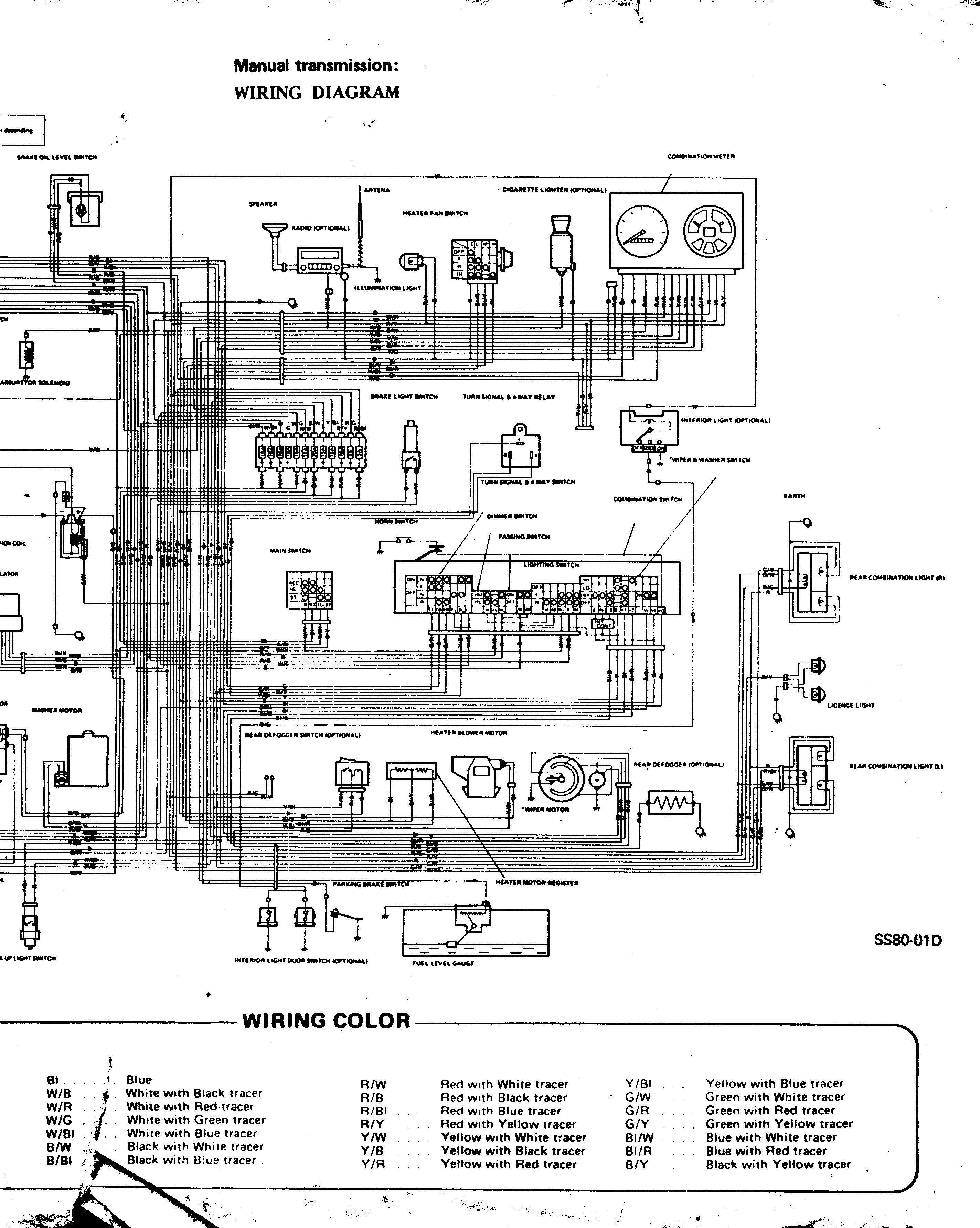 Suzuki K15 Wiring Diagram | Wiring Diagram on