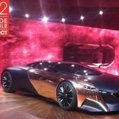 Mondial de l'auto 2012 : Le Top 10 des concept-cars!