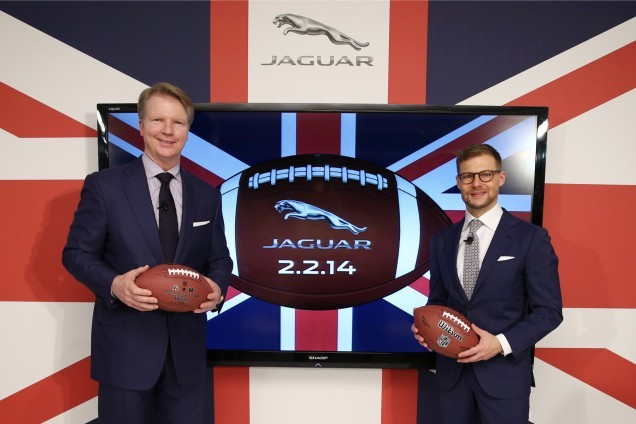jaguar super bowl