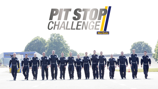 EQUIPE PIT-STOP-CHALLENGE