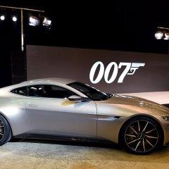 Aston Martin DB10 : Une Aston inédite pour le prochain James Bond!