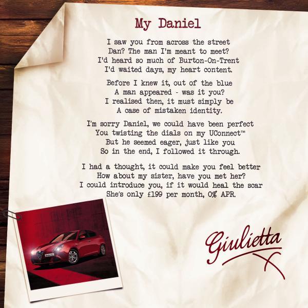 poeme giulietta