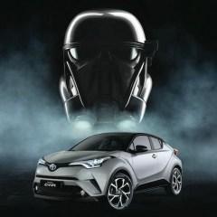 Toyota C-HR : Que la force soit avec lui!