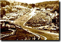 The circuit in 1970